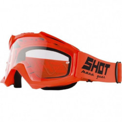 SHOT Lunettes Assault Néon Orange