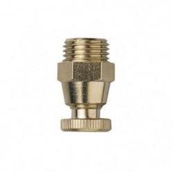 MICHELIN  Robinet Purge 1/4 M pour compresseur