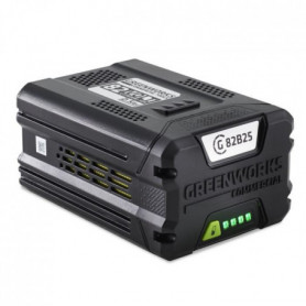 GREENWORKS TOOLS Batterie Li-Ion - 82 V - 2,5 Ah