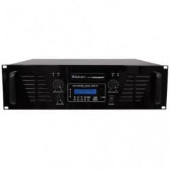 IBIZA SOUND AMP1000USB-BT Amplificateur de sonorisation