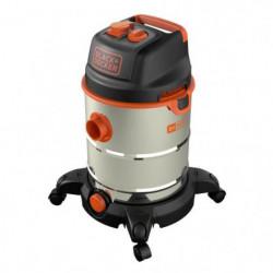 BLACK & DECKER Aspirateur eau et poussiere 1600 W cuve  30 L en