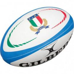 GILBERT Ballon de rugby REPLICA - Taille Mini - Italie