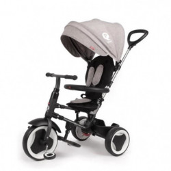 QPLAY - Tricycle rito gris