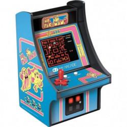 Borne d' Arcade Rétro Mini - My Arcade - Ms PAC-MAN
