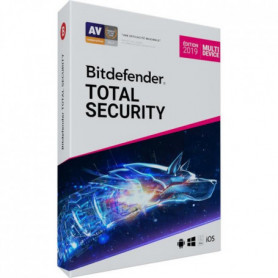 Bitdefender Antivirus Total Security 2019