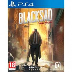 BlackSad Under the Skin Edition Limitée Jeu PS4