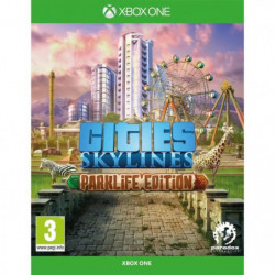 Cities : Skylines Park Life Edition Xbox One