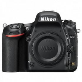 NIKON D750 NU Boitier Nu - Expeed 4 - HDMI - WIFI