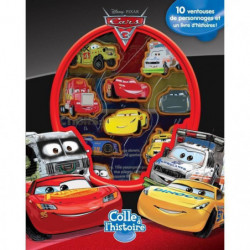 DISNEY CARS 3 COLLE A L'HISTOIRE