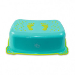 BEBE ANGEL Marche-Pied Bi-Matiere Turquoise