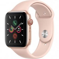 Apple Watch Series 5 Cellular 44 mm Boîtier en Aluminium Or
