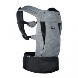 SAFETY FIRST Porte bebe physiologique Physionest Black chic