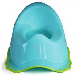 BEBE ANGEL Pot Bi-Matiere Turquoise