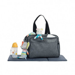 SAFETY FIRST Sac à langer Nap to Go Black Chic