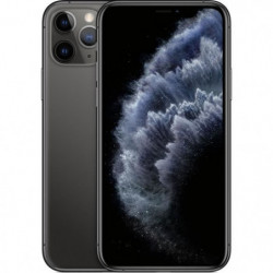 APPLE iPhone 11 Pro Gris sidéral 512 Go
