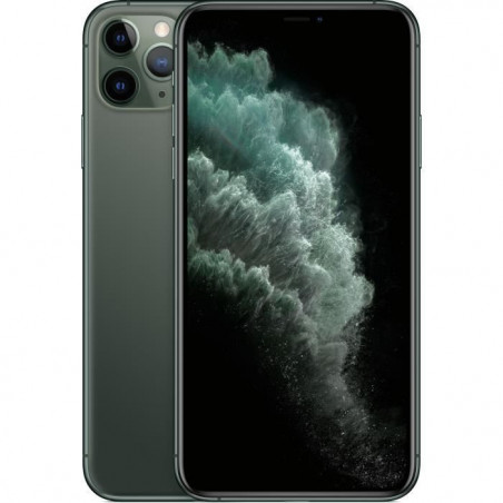 APPLE iPhone 11 Pro Max Vert nuit 512 Go
