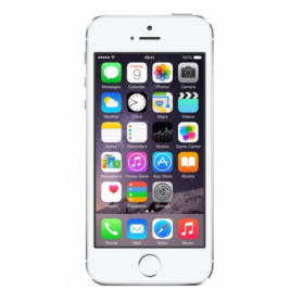 Apple iPhone 5S 16 Argent - Grade A+