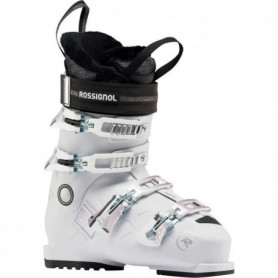 ROSSIGNOL Chaussures de ski alpin Pure Comfort 60 - Femme - Blanc