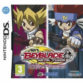BEYBLADE + TOUPIE EXCLUSIVE DS