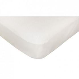 DOMIVA Lot de 2 Aleses BAMBOU 60x120 cm Blanc