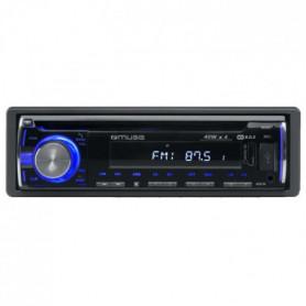 MUSE Autoradio M-1229 BT Lecteur CD MP3 ID3 TAG