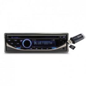 CALIBER Autoradio Bluetooth avec Lecteur CD/USB