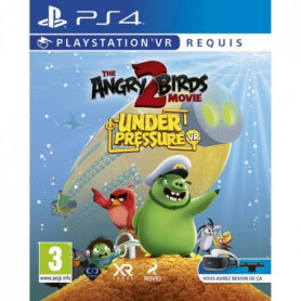 The Angry Birds Movie 2 Under Pressure Jeu PS4 VR requis