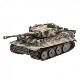 REVELL Coffret 75 ans Tiger I - Maquette