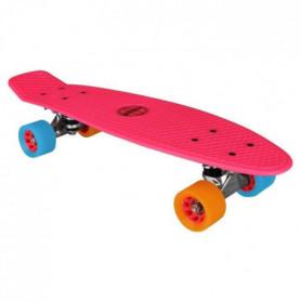 NIJDAM Mini Skateboard Cruiser - Rose
