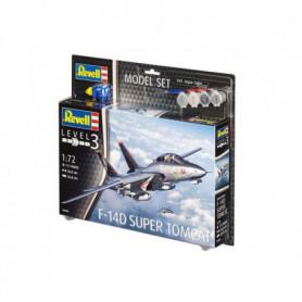 REVELL Model-Set F-14D Super Tomcat - Maquette