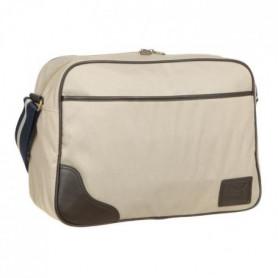PUMA Sac Bandouliere Grade Reporter Bag - Beige et marron