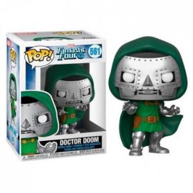 Figurine Funko Pop! Marvel : 4 Fantastiques - Docteur Doom