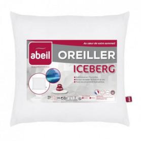ABEIL Oreiller moelleux ICEBERG 60x60cm