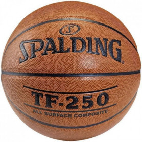 SPALDING Ballon Basket-ball TF 250 Taille 7