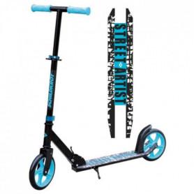 Schildkröt Trottinette City Scooter Street Artist, roues 200mm