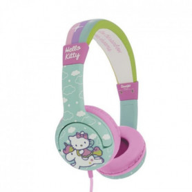 Casque Hello Kitty Licorne Kidsafe