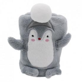 BABYCALIN Couverture ludique Pingouin