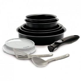 BACKEN EASYCOOK Batterie de cuisine 10 pieces - Ø