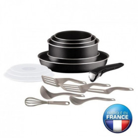 TEFAL INGENIO ESSENTIAL Batterie de cuisine 15 pieces