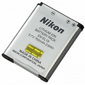 NIKON Batterie EN-EL19 pour W100 / A300 / A100