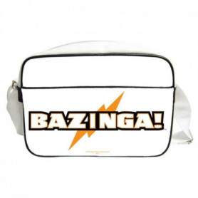 THE BIG BANG THEORY Sac bésace Bazinga en PVC