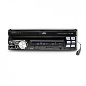 CALIBER Autoradio RDD579DAB-BT - Ecran 7'' CD DVD DAB et BT