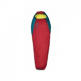 COLUMBUS Sac de couchage Misti 180 - Rouge et vert