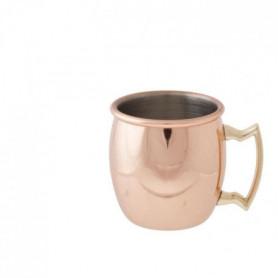 COSY & TRENDY  Mini Mug 80ml Cuivre H4.5cm D4.5C