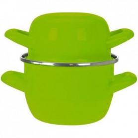 COSY & TRENDY Marmite a moule - D12cm Vert-0.5Kg-0.9L