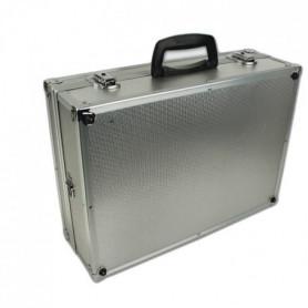 MANNESMANN Coffret a outils vide en aluminium