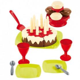 ECOIFFIER - 2513 - Gâteau d'anniversaire