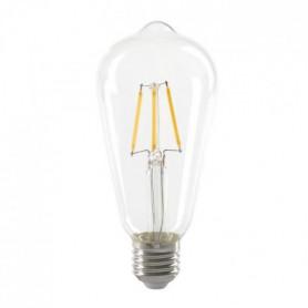 EXPERTLINE Ampoule LED filament E27 ST64 SMD céramique 4W
