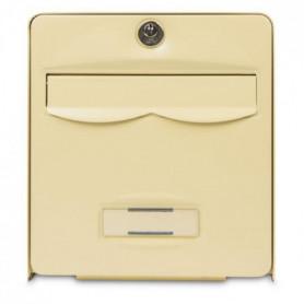 BURG WACHTER Boîte aux lettres Balthazar en acier