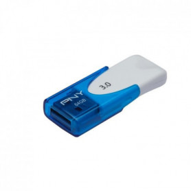 PNY - Clé USB - Attaché 4 - 64 Go - USB 3.0